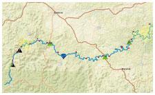 river levels link