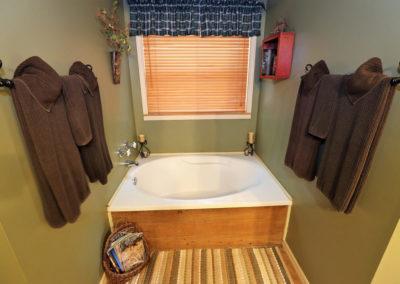 Upstairs Bathtub